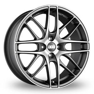 4 x 17 BBS CS 4 Alloy Wheels Falken Tyres VW GOLF MK3 4 STUD 93 96