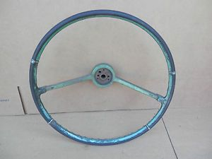 1965 1966 Chevy Impala Steering Wheel Chevrolet