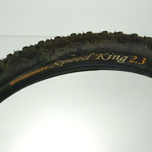 Continental HIGHWAY2 Speed King 2 3 Mountain Bike Tire 26x2 3 Black