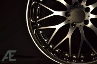 19 inch Nissan 350Z 370Z Altima Wheels Rims and Tires Riviera s Diamond Cut