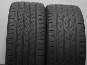 2 225 45 17 Continental Conti Pro Contact Used Tires