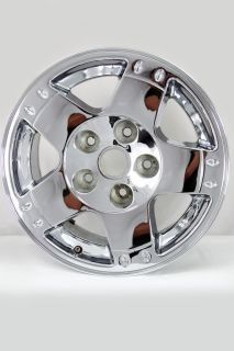 "Chrome 2004 2005 17x8"" Dodge RAM 1500 Wheel 2164 5HK22TRMAD"