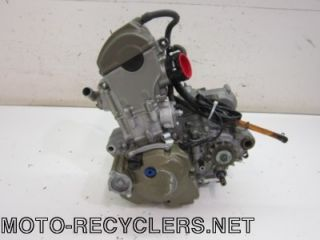07 CRF250R CRF250 CRF 250 Engine Motor Complete 130