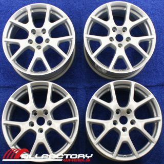 "Dodge Journey 19"" 2011 2012 2013 Factory Wheels Rims Set Four 2422"