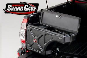 Undercover Passenger Side Swing Case Tool Box for 1997 2013 Ford F 150