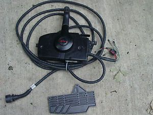 Mercury Outboard Control Box Mercury Mariner Controls Mercury Outboard Throttle