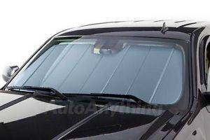 Heat Shield Car Sun Shade Fits 2009 2013 Dodge RAM Pickup 1500 09 13 Blue