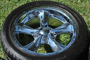 "Boyd Coddington Wheels 17"" Wheels and Falken 17"" Tires"