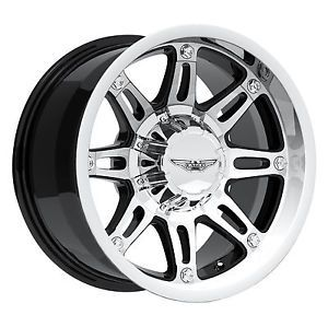 "CPP American Eagle 027 Wheels Rims 17x9"" Fits Dodge RAM 1500 Hemi Jeep CJ"