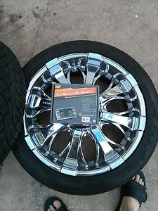 "20 "" Falken Solaris Wheels and Nitto Tires"