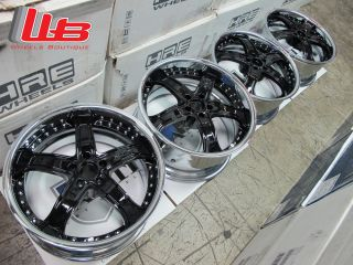 "Audi R8 20"" asanti Wheels 8 5"" F 10"" R MS 165 Black Lamborghini Gallardo"