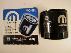 New Genuine Mopar Oil Filter M0 090 Fluted Case RAM 1500 Caravan Dodge