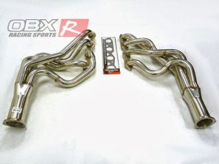 OBX Exhaust Header 67 68 69 Camaro 68 69 70 71 72 73 74 Nova Big Block Mid Tube
