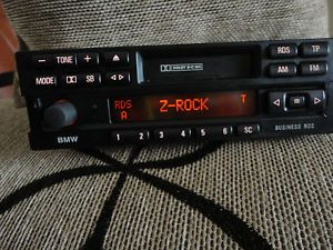 BMW Business RDS E30 E31 E32 E34 E36 Z3 Car Radio in Good Condition
