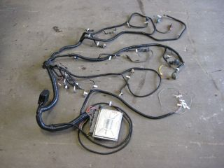 Chevy 4 8 5 3 or 6 0 LSX Complete Stand Alone EFI Engine Wire Harness ECM