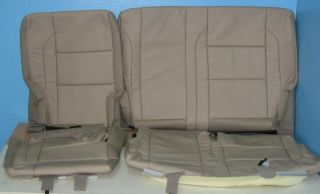 2004 07 Nissan Armada Pathfinder Leather Interior Kit