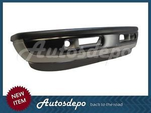 94 01 Dodge RAM 1500 Front Bumper Blk Apron Finisher 6P