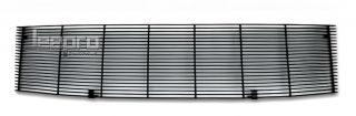 04 07 Nissan Titan Armada Replacement Upper 1pc Billet Black Grille Grill Insert