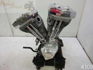 87 Harley Davidson EVO Evolution 80 1340 Engine Motor Videos
