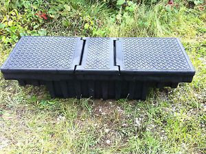 Tractor Supply Truck Tool Box Fits Ford Ranger and Other Small Bed Trucks