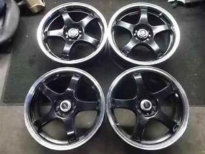 "Aftermarket Rims 17"" Alloy for 02 Honda Accord LKQ"