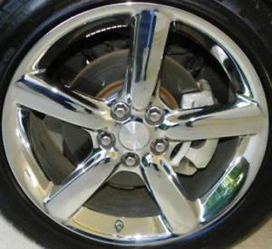 "07 10 Saturn Sky 18"" Chrome Wheel Rim Brand New"
