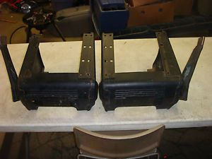 "Ford Chevy Dodge Van Truck Bucket Seat Base ""Pair"""