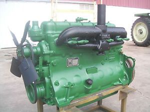Oliver 88 SUPER88 880 1600 Farm Tractor Gas Engine Motor Runs Great