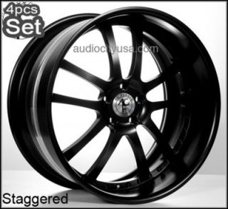 24inch AC Forged Custom Build Wheels Rims 300C Magnum Charger Challenger