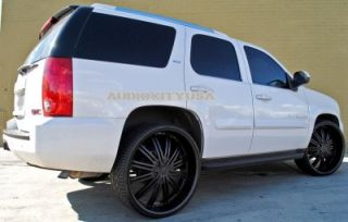 "26"" R99 Wheels Rims for Chevy Tahoe Escalade Silverado RAM Yukon Ford Nissan"