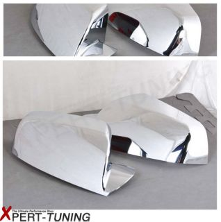 10 12 Chevrolet Equinox 10 12 GMC Terrain Chrome Mirror Cover