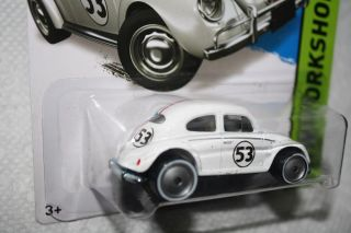 Hot Wheels Super Treasure Hunt Custom Volkswagen Beetle