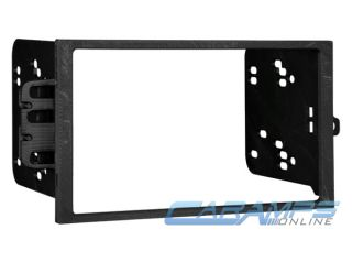★ Metra 95 2001 Car Audio Stereo Double DIN Dash Mounting Kit Installation Trim★