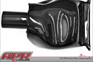 Apr Carbonio Cold Air Intake Carbon Fiber Stage I Audi Volkswagen 1 8 2 0TSI