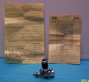 Anderson Baby Spitfire 045 Model Airplane Engine New Mint Unused