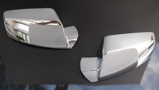 O E 2010 2014 Chevy Equinox GMC Terrain Chrome Mirror Covers 19212927