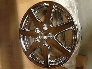 Honda Accord Chrome Dipped Factory Wheels Rims 16x6 5 Lug