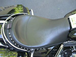 Harley Davidson Road King Corbin Solo Seat Seat with Seat Rail