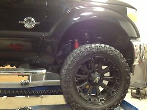 KMC XD Series Misfit Wheels with Nitto Trail Grappler Tires
