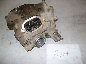 05 06 Kawasaki Brute Force 750 KVF 750i Front Engine Motor Cylinder Rocker Head