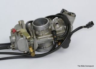 Honda CRF450R CRF450 CRF Stock Engine Motor Carburetor Carb 2003