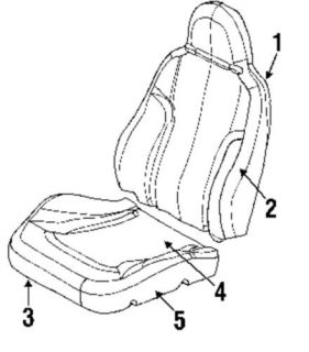 Jeep OEM Seat Covers