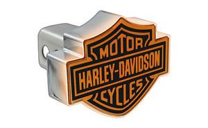 Harley Davidson Brake Light LED Trailer Tow Hitch Cover Plug