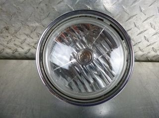 Yamaha Road Star Warrior 1700 Front Main Headlight Head Light 5PX 84310 00 00