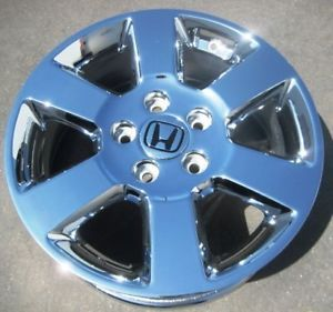 "4 16"" Factory Honda Element Chrome Wheels Rims Civic CR V Pilot 714 940 1761"