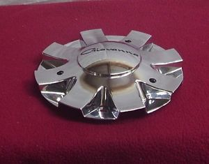 Giovanna Gello Wheels Chrome Custom Wheel Center Cap 124L583 1