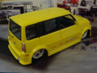 Toyota Scion XB Tunner 1 64 Scale Limited Edition 3 Detailed Photos Below