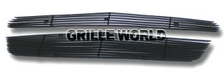 10 11 2011 Chevy Equinox Black Billet Grille Insert