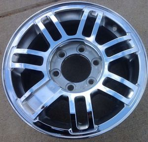 "Hummer H3 16"" Chrome Factory Wheel Rim 6306"