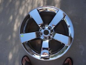 2008 2013 Dodge Charger Magnum Chrome 20 inch Factory Wheel Rims